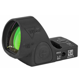 TRIJICON, INC. TRIJICON SRO Reticle:2.5 MOA Red Dot