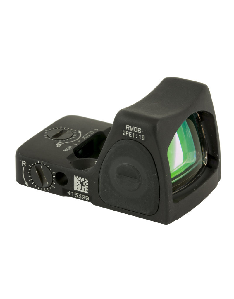 TRIJICON, INC. SRO Reticle:2.5 MOA Red Dot