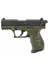 WALTHER ARMS INC WALTHER ARMS INC P22 MILITARY 22LR PISTOL