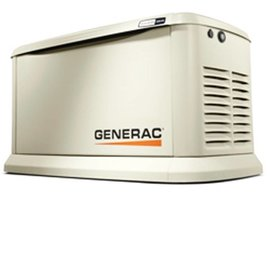 GENERAC 11/10 KW AIR COOLED STANDBY GENERATOR WITH WIFI, ALUM ENCLOSURE, 200SE (NOT CUL) [1 2 WEEKS SHIPPING]