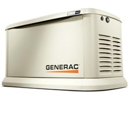 GENERAC 11/10 KW AIR COOLED STANDBY GENERATOR WITH WIFI, ALUMINUM ENCLOSURE (UNIT ONLY) [1 2 WEEKS SHIPPING]