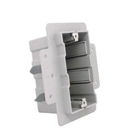 IPEX PVC SINGLE GANG ICF BOX
