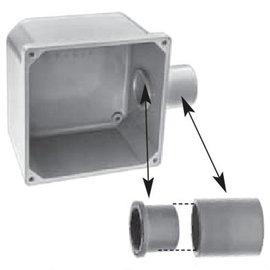 IPEX 3/4'' PVC JUNCTION BOX ADPT
