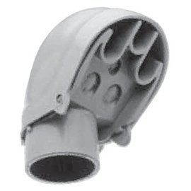 IPEX 1-1/2'' PVC SERVICE ENT.FITTING