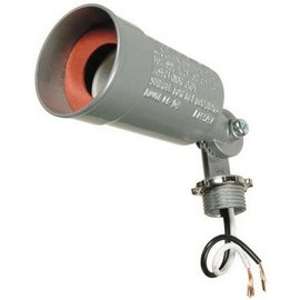 VISTA WEATHERPROOF LAMPHOLDER - GREY
