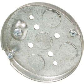 ORTECH 5611 SHALLOW CEILING PAN BOX 1/2'' D X 4''