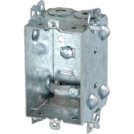 VISTA 1102-LH - 2'' BOX W/ NAILING LOOPS & CLAMP