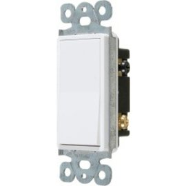 VISTA VISTA 15A DECORA SWITCH - 4 WAY - WHITE