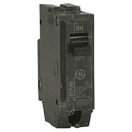 GENERAL ELECTRIC 1 POLE 15A PUSH IN CIRCUIT BREAKER  THQL1115