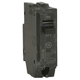GENERAL ELECTRIC 1 POLE 20A PUSH IN CIRCUIT BREAKER  THQL1120