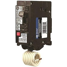 GENERAL ELECTRIC 1 POLE 15A PUSH IN ARC-FAULT BREAKER  THQL1115DF