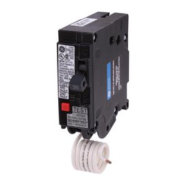 GENERAL ELECTRIC 1 POLE 20A PUSH IN ARC-FAULT BREAKER  THQL1120DF