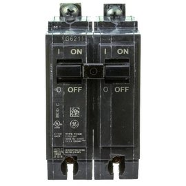GENERAL ELECTRIC 2 POLE 40A BOLT ON BREAKER THQB2140