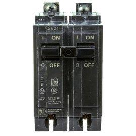 GENERAL ELECTRIC 2 POLE 60A BOLT ON BREAKER THQB2160
