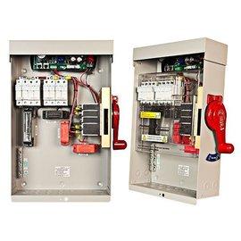 SOLAR MIDNITE DUAL 4 CIRCUIT HV DISCONNECTING COMBINER BOX - 3R