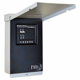 SOLAR MIDNITE 6 CIRCUIT ARRAY COMBINER BOX