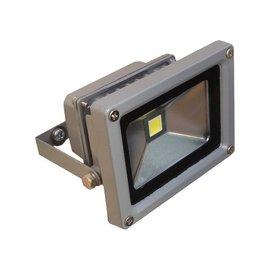 SOLAR 30W LED FLOODLIGHT FIXTURE - 12/24VDC