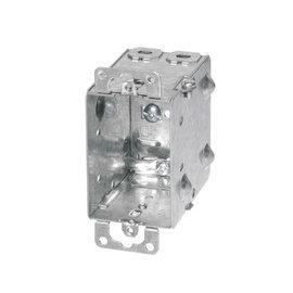 VISTA 1004-L -  3'' DEEP BOX W/ EARS & CLAMPS