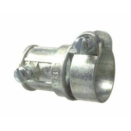 HALEX 3/4'' EMT TO FLEX COMBO COUPLINGS (SET SCREW)