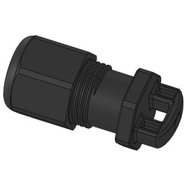 SOLAR END CAP FOR YC500I TRUNK CABLE