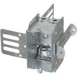 VISTA 2104-LSSAX - 2 1/2'' DEEP NON-GANGABLE W/WARPAROUND BRACKET
