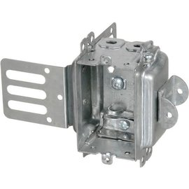 VISTA 3102-LSSAX - 2'' DEEP GANGABLE BUBBLE BOX W/CLAMPS