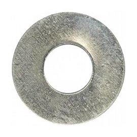 PAULIN 1/4 B.S. S.A.E. STEEL WASHER ZINC PLTD - 100 PACK