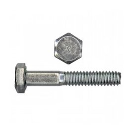 FASTENERS & FITTINGS INC. 3/8X1 1/2 HEX HD CAP SCREW GR 2 UNC PLTD