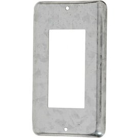 VISTA 11-C-10-HV - 347V 2 3/8'' WIDE UTILITY BOX COVER - DECORATOR