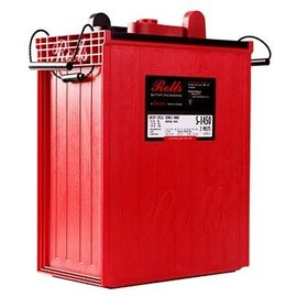 SOLAR SURRETTE SOLAR BATTERY, 2V, 1450 AHR