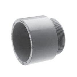 IPEX 1'' PVC TERMINAL ADAPTORS