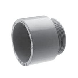 IPEX 2'' PVC TERMINAL ADAPTORS