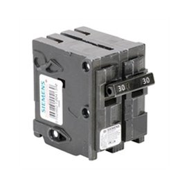 SIEMENS SIEMENS 2 POLE 30A PUSH-IN CIRCUIT BREAKER Q230