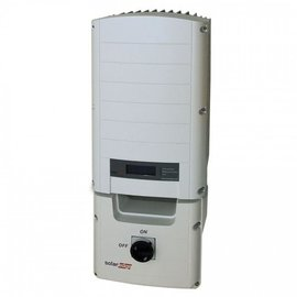 SOLAR SOLAREDGE 7.6 KW, 1Ø GRID TIED INVERTER, AFCI