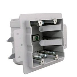 IPEX PVC DOUBLE GANG ICF BOX