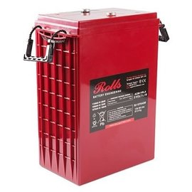 SOLAR SURRETTE AGM BATTERY, 2V, 1275 AHR