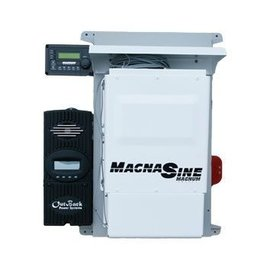 SOLAR MIDNITE E-PANEL SYSTEM WITH MAGNUM MS4448PAE 120/240 INVERTER
