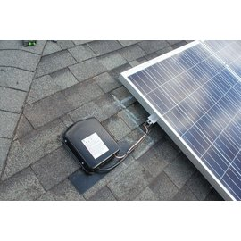 SOLAR ROOF TOP AC COMBINER BOX FOR BREAKERS