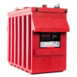 SOLAR SURRETTE SOLAR BATTERY, 6V, 1156 AHR, DUAL WALL CONTAINER