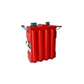 SOLAR SURRETTE SOLAR BATTERY, 4V, 770 AHR, DUAL WALL CONTAINER