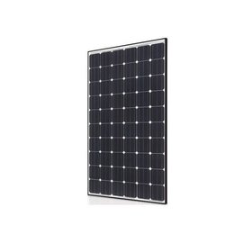 SOLAR HANWHA QPEAK 305W 60 CELL, BLACK/WHITE WITH MC4