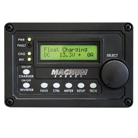 SOLAR ADVANCED DIGITAL LCD DISPLAY REMOTE PANEL WITH 50' CABLE