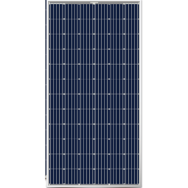 SOLAR HANSOL 370W 72 CELL MONO MODULE 40MM FRAME