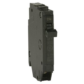GENERAL ELECTRIC 1 POLE 45A PUSH IN CIRCUIT BREAKER  THQP145