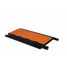 """RACKATIERS CABLE PROTECTOR-ULTRA GUARD 7 CHANNELS 36"""""""