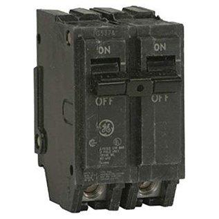 GENERAL ELECTRIC 2 POLE 35A PUSH IN CIRCUIT BREAKER  THQL2135