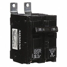SIEMENS SIEMENS 2 POLE 35A BOLT-ON BREAKER B235