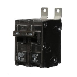SIEMENS SIEMENS 2 POLE 40A BOLT-ON BREAKER B240