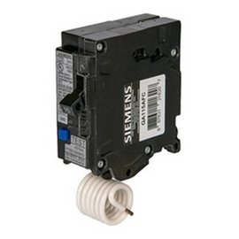 SIEMENS SIEMENS 15A 1 POLE ARC FAULT PUSH-IN CIRCUIT INTERRUPTER QA115AFC