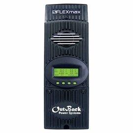 SOLAR FM80 MPPT REGULATOR AND INPUT BREAKER